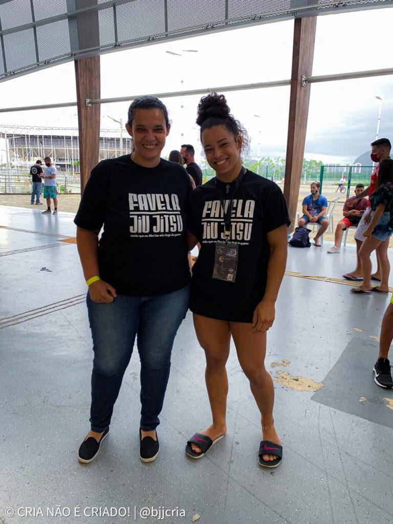 Favla Jiu Jitsu with Stone Sports Wear and Julia Alves