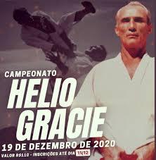 Estadual Helio Gracie 2020
